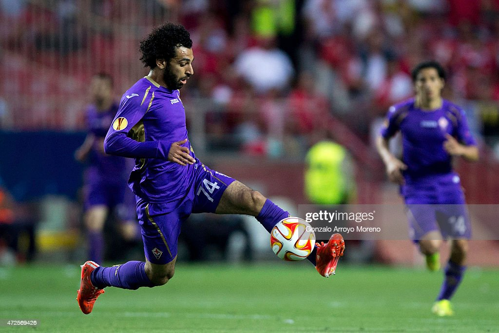 FC Sevilla v ACF Fiorentina - UEFA Europa League: Semi Final : News Photo
