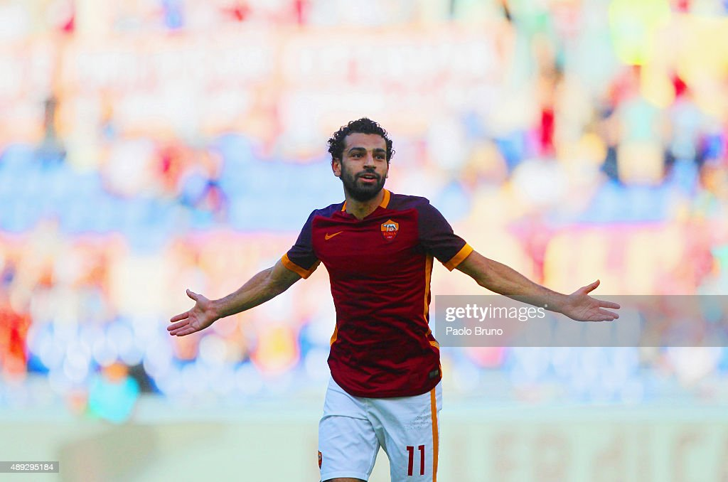 AS Roma v US Sassuolo Calcio - Serie A : News Photo