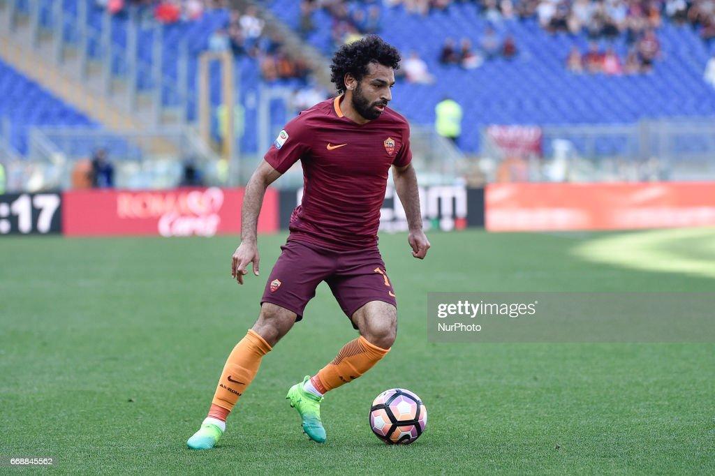 Roma - Atalanta Serie A : News Photo
