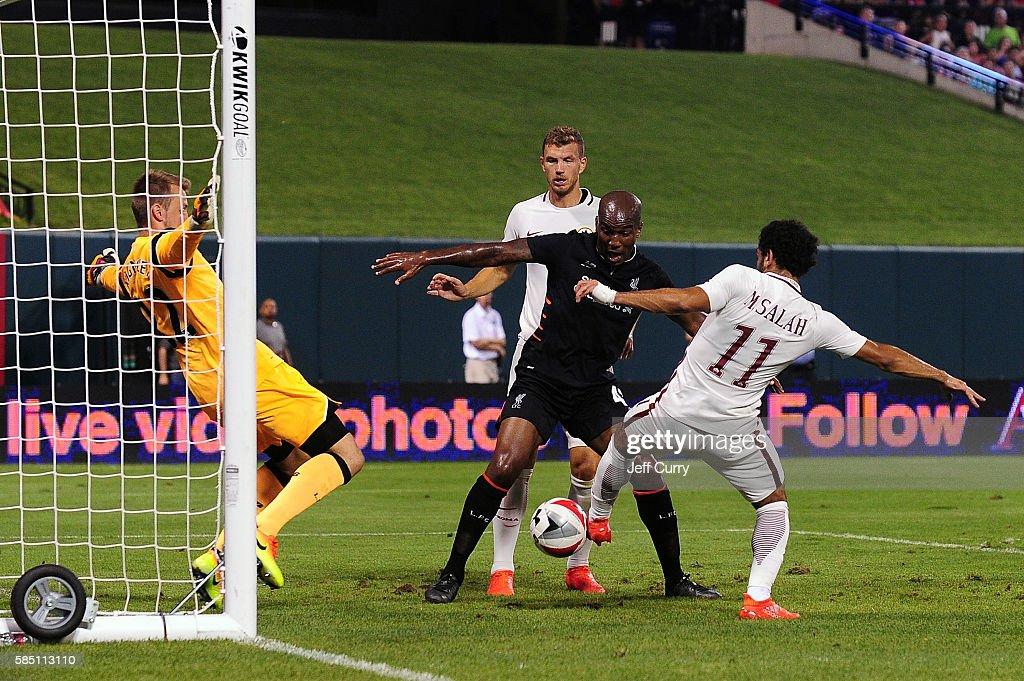 AS Roma v Liverpool FC : News Photo