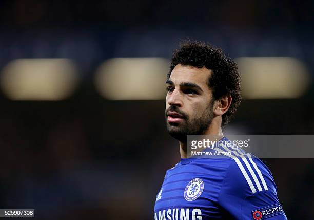 Mohamed Salah of Chelsea