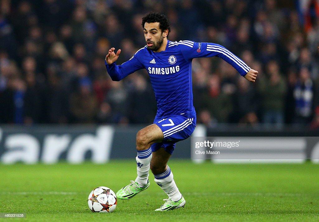 Chelsea FC v Sporting Clube de Portugal - UEFA Champions League : News Photo