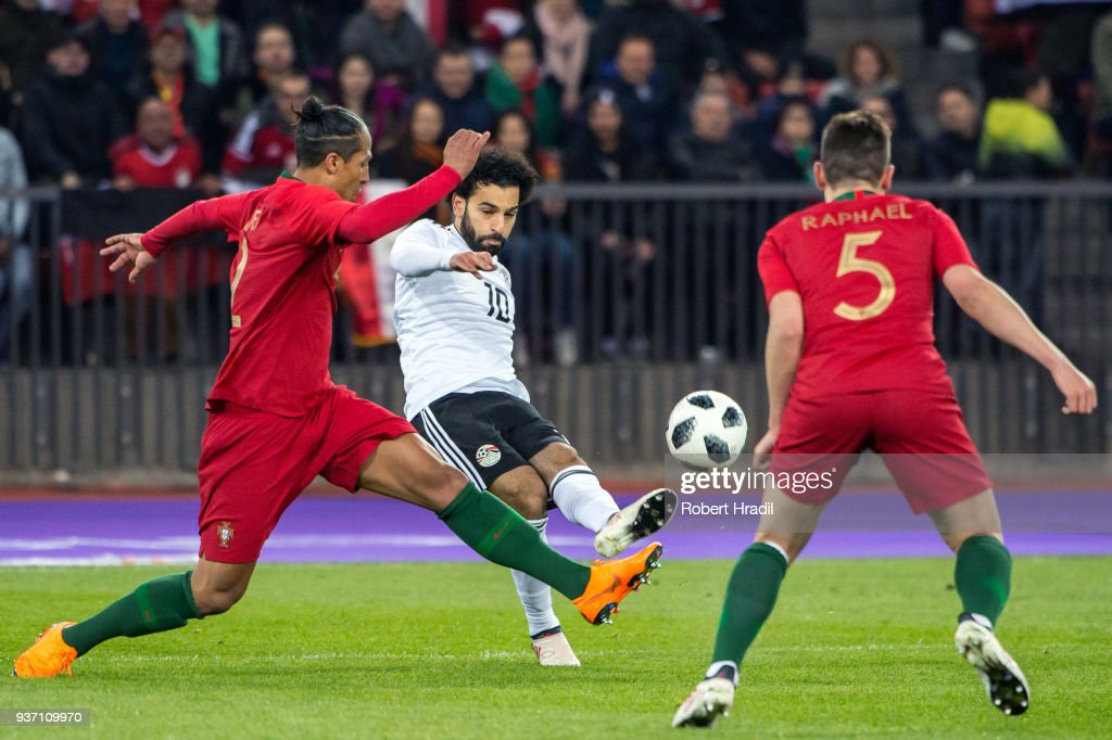 Portugal v Egypt - International Friendly