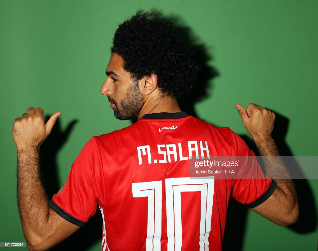 Egypt Portraits - 2018 FIFA World Cup Russia : News Photo