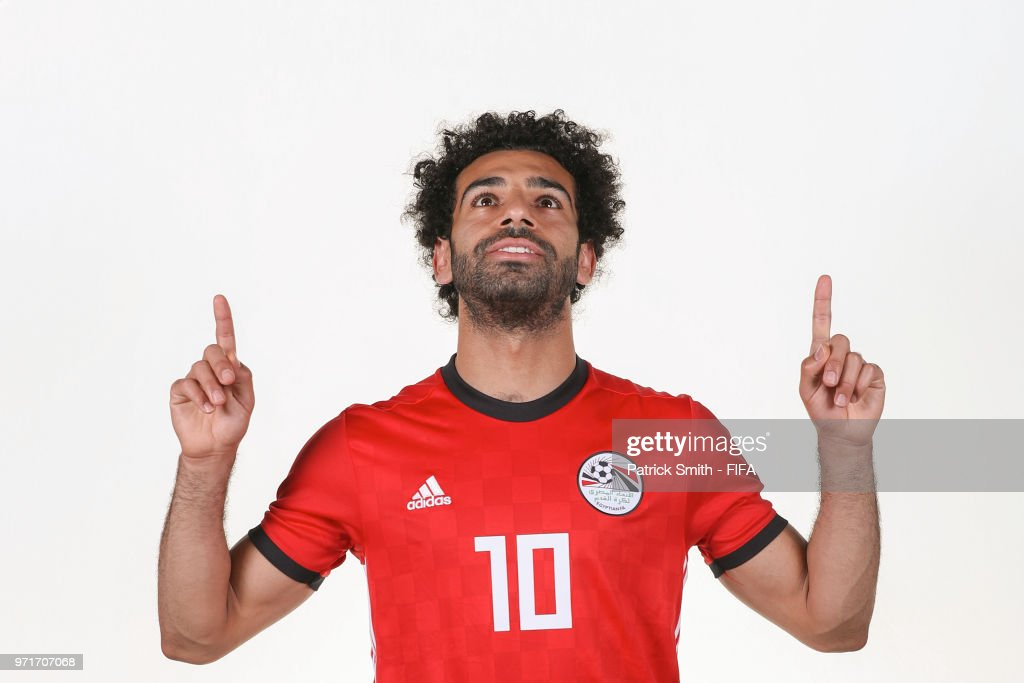 RUS: Egypt Portraits - 2018 FIFA World Cup Russia