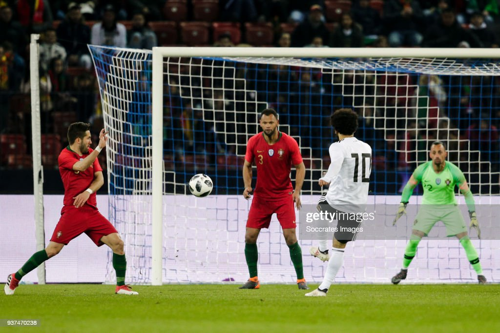 Egypt  v Portugal  -International Friendly : Fotografía de noticias