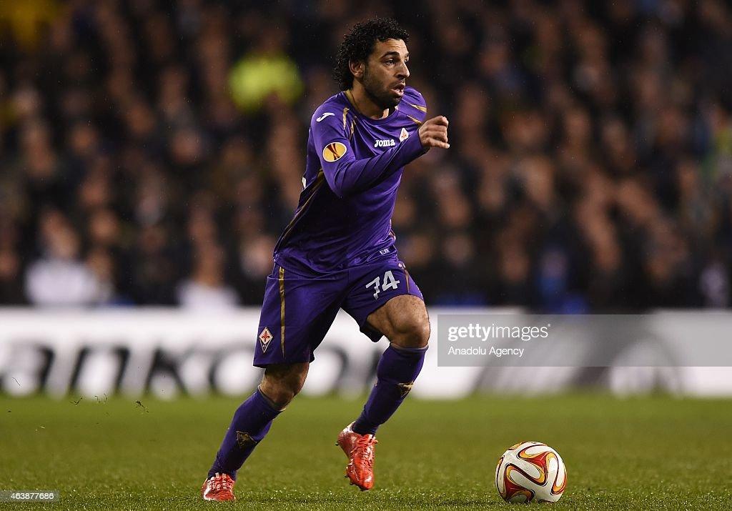 Tottenham Hotspur v ACF Fiorentina - UEFA Europa League : News Photo