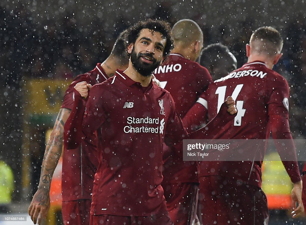Wolverhampton Wanderers v Liverpool FC - Premier League : News Photo