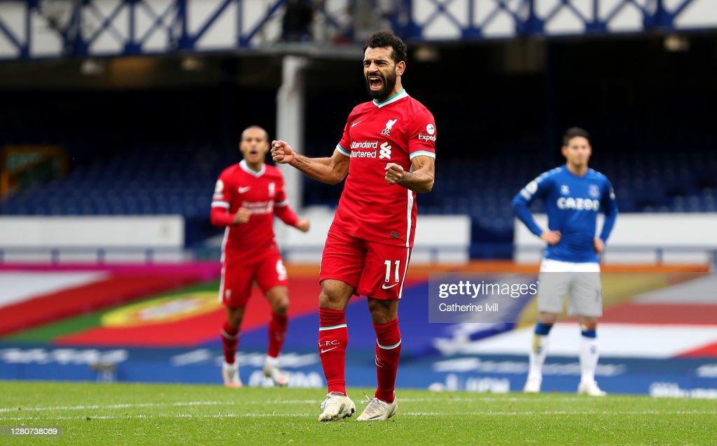 Everton v Liverpool - Premier League : ニュース写真