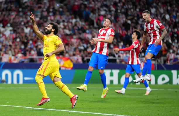 ESP: Atletico Madrid v Liverpool FC: Group B - UEFA Champions League