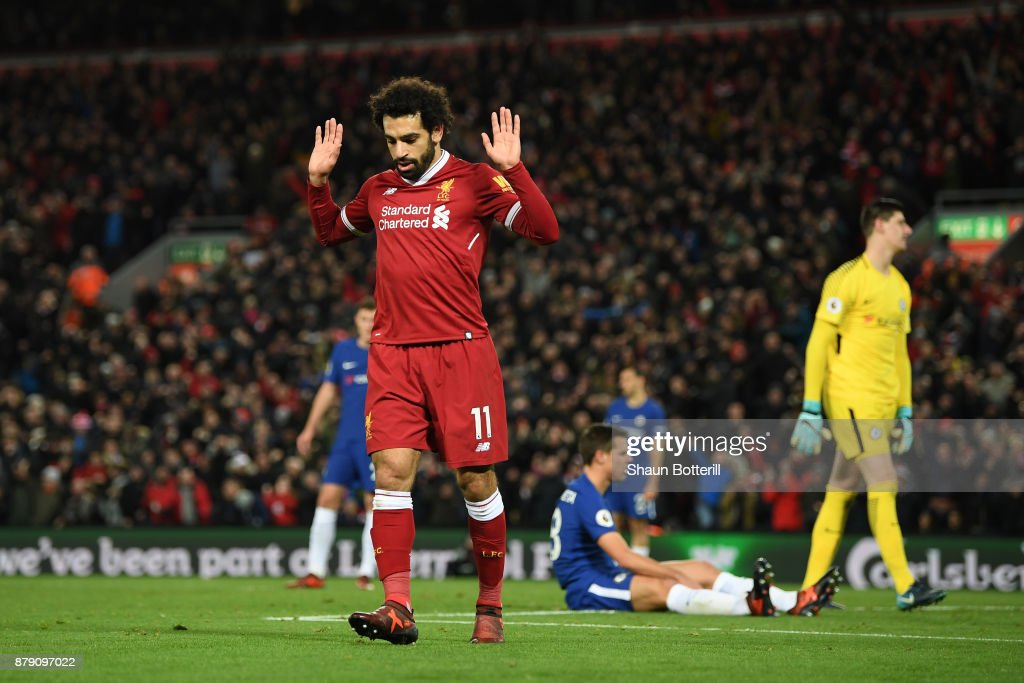 Liverpool v Chelsea - Premier League : ニュース写真
