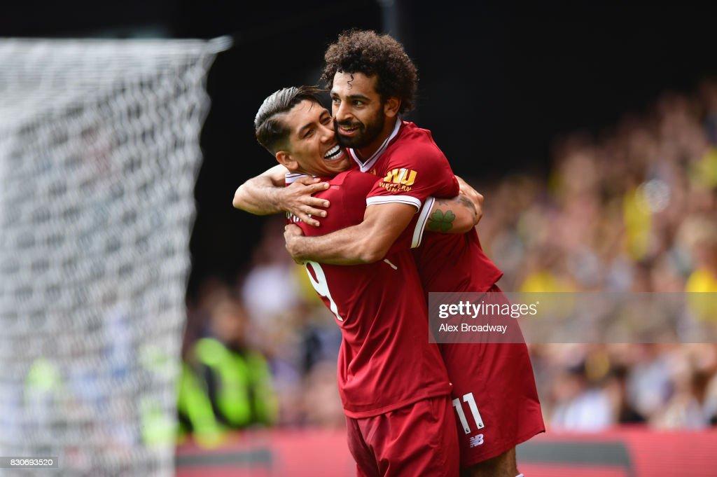 Watford v Liverpool - Premier League : ニュース写真