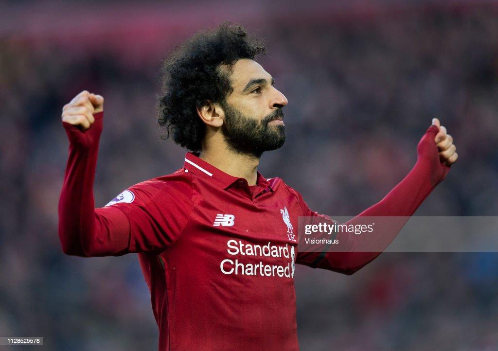 GBR: Liverpool FC v AFC Bournemouth - Premier League
