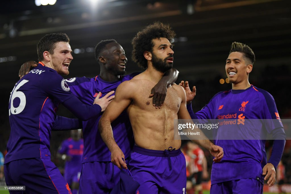 GBR: Southampton FC v Liverpool FC - Premier League