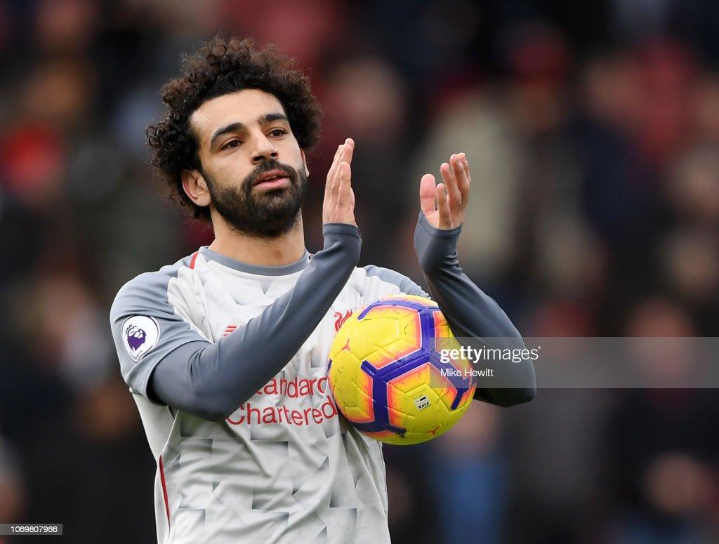 AFC Bournemouth v Liverpool FC - Premier League : Foto jornalística