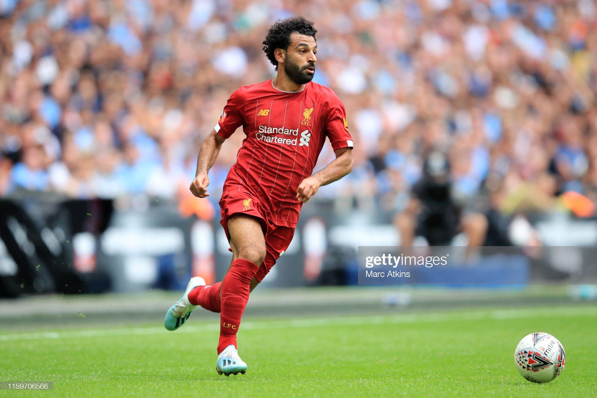 Liverpool v Man City - FA Community Shield : News Photo