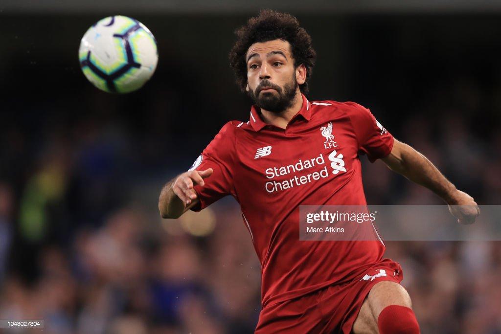 Chelsea v Liverpool - Premier League : ニュース写真