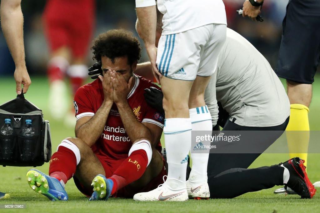 UEFA Champions League'Real Madrid v Liverpool FC' : News Photo