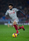 burnley england mohamed salah liverpool action