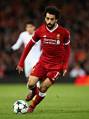liverpool england mohamed salah liverpool action