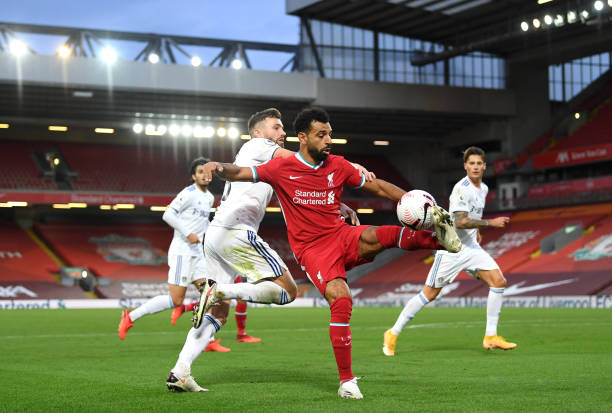 GBR: Liverpool v Leeds United - Premier League