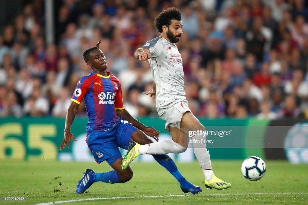 Crystal Palace v Liverpool FC - Premier League : News Photo