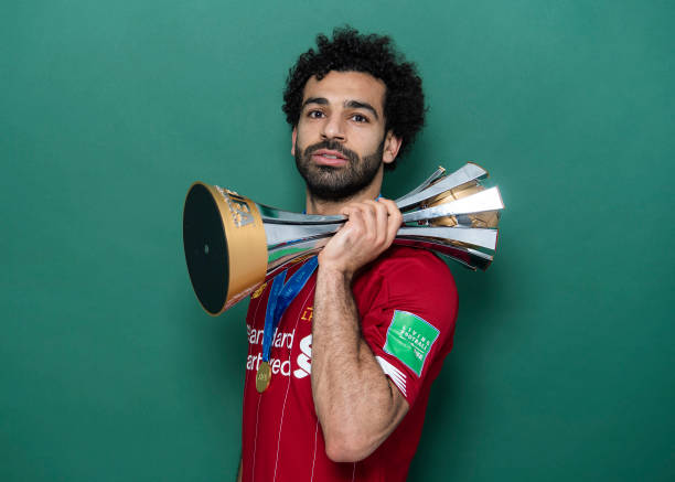 QAT: FIFA Club World Cup Winners Portrait Session