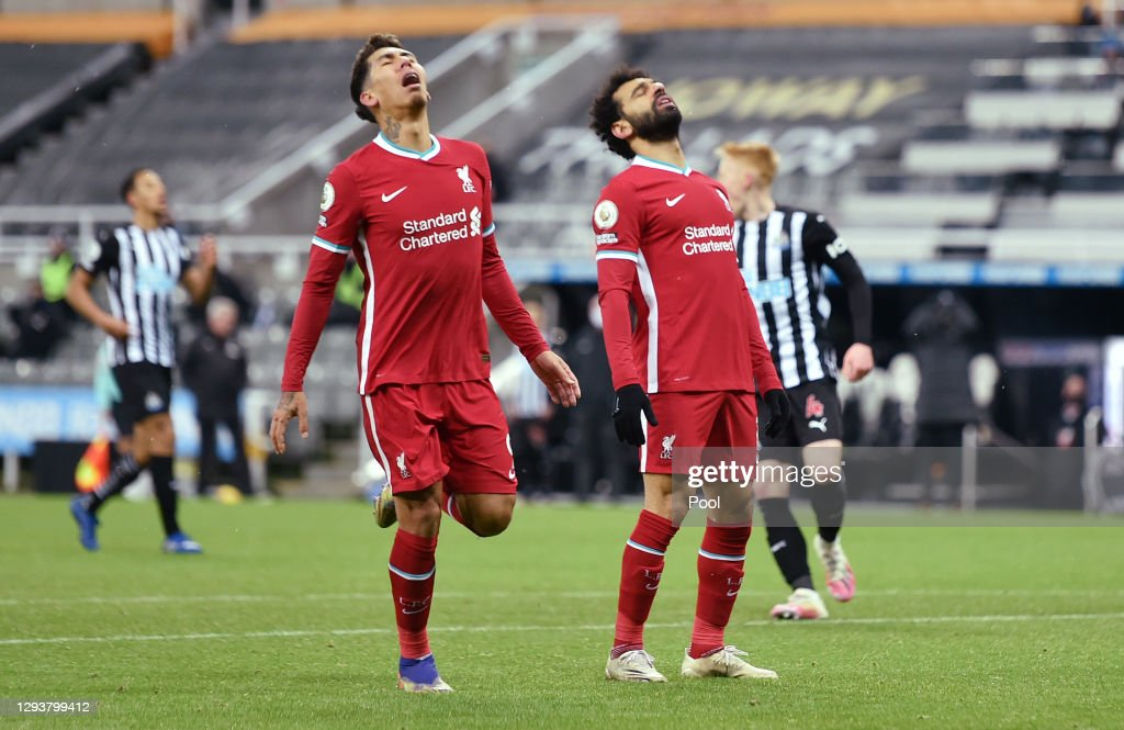 Newcastle United v Liverpool - Premier League : News Photo