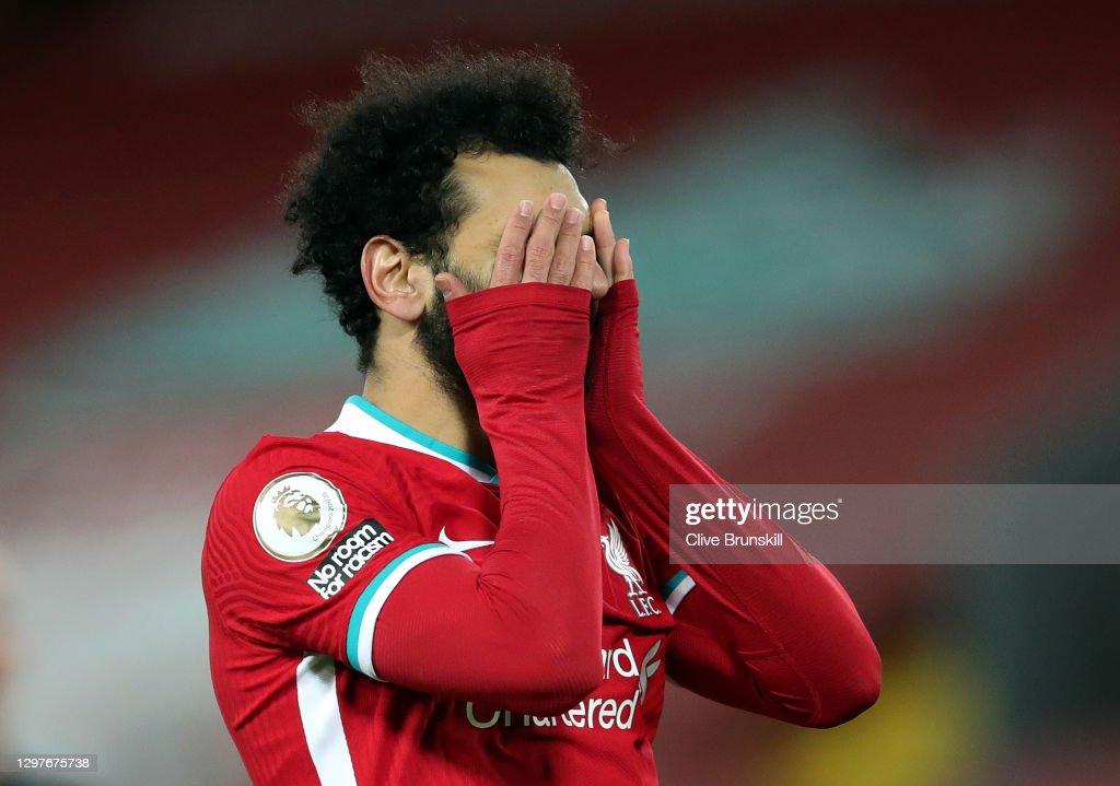 Liverpool v Burnley - Premier League : Nachrichtenfoto