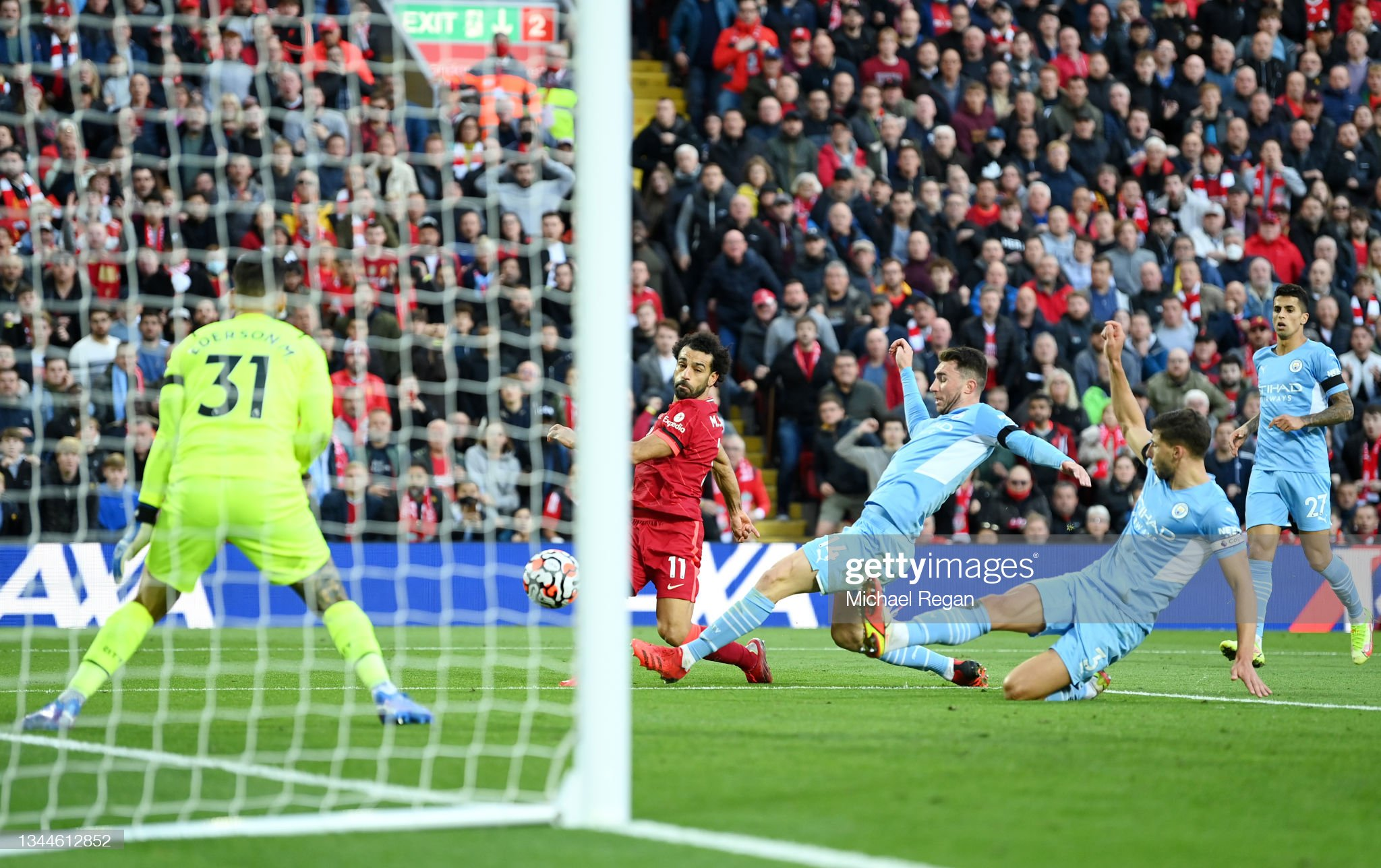 A fair result in Anfield cracker