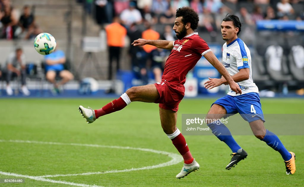 Hertha BSC v FC Liverpool - Preseason Friendly : News Photo