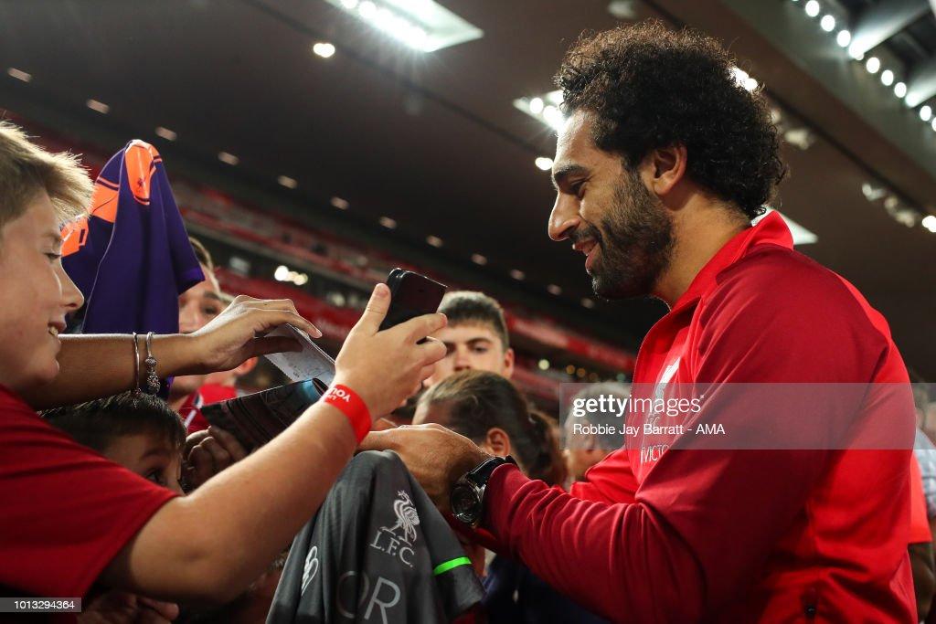 Liverpool v Torino - Pre-Season Friendly : News Photo