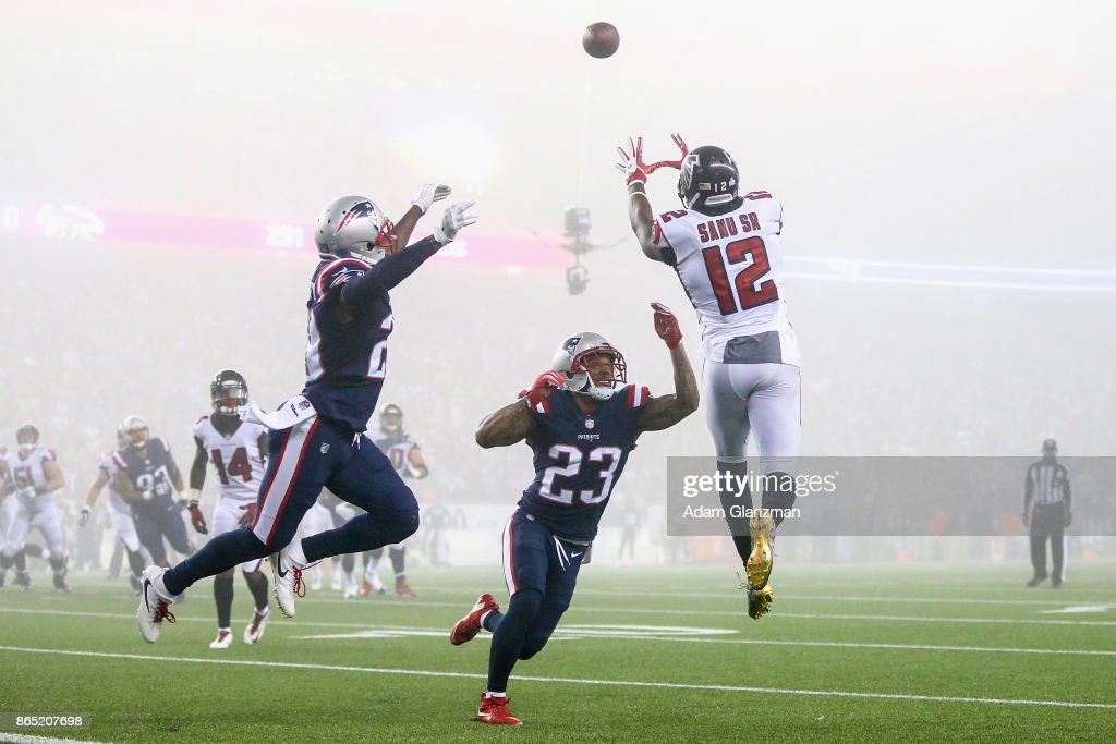Atlanta Falcons v New England Patriots