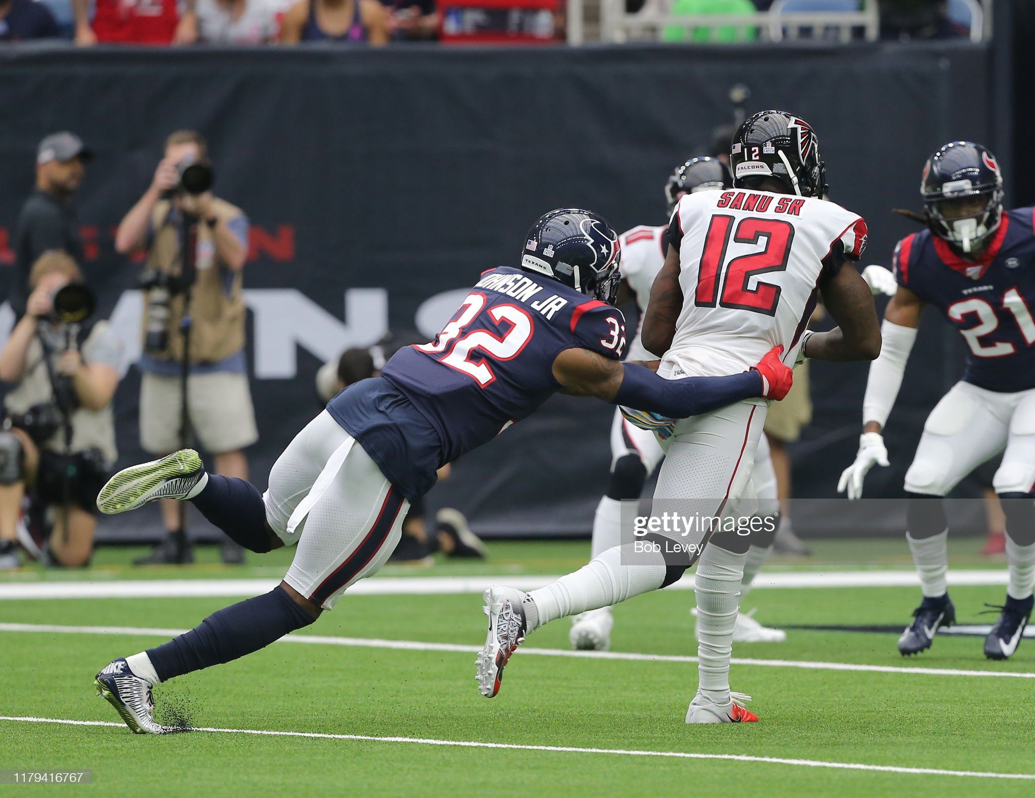 Atlanta Falcons v Houston Texans : News Photo