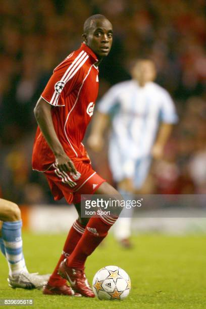 Mohamed SISSOKO Liverpool / Marseille champions League