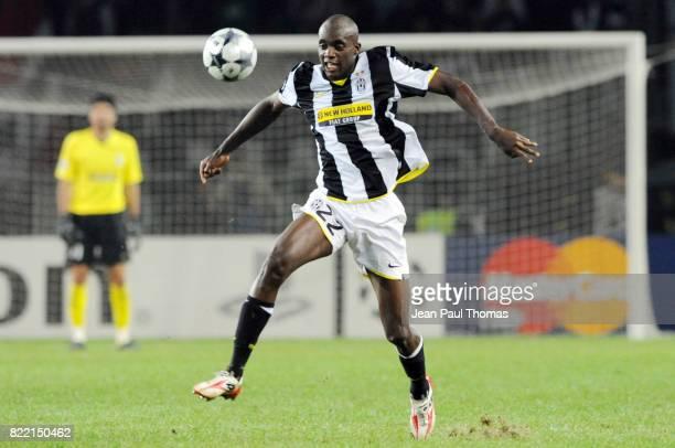 Mohamed SISSOKO Juventus / Zenith Saint Petersbourg Champions League 2008/2009