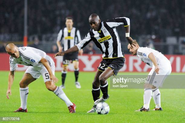 Mohamed SISSOKO Juventus Turin / Real madrid 1er tour Champions League