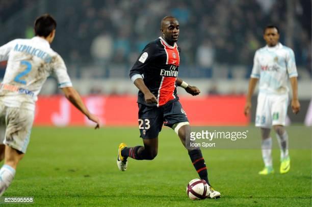 Mohamed SISSOKO Marseille / PSG 15eme Journee de Ligue 1