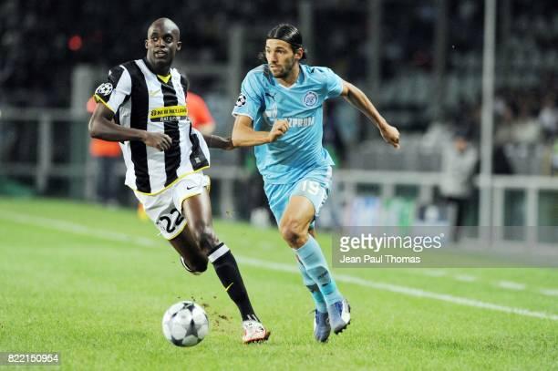 Mohamed SISSOKO / DANNY Juventus / Zenith Saint Petersbourg Champions League 2008/2009