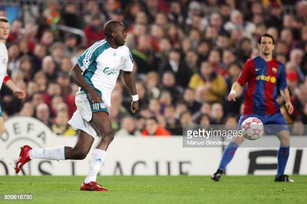 Mohamed SISSOKO FC Barcelone / Liverpool FC 1/8 Final Champions League