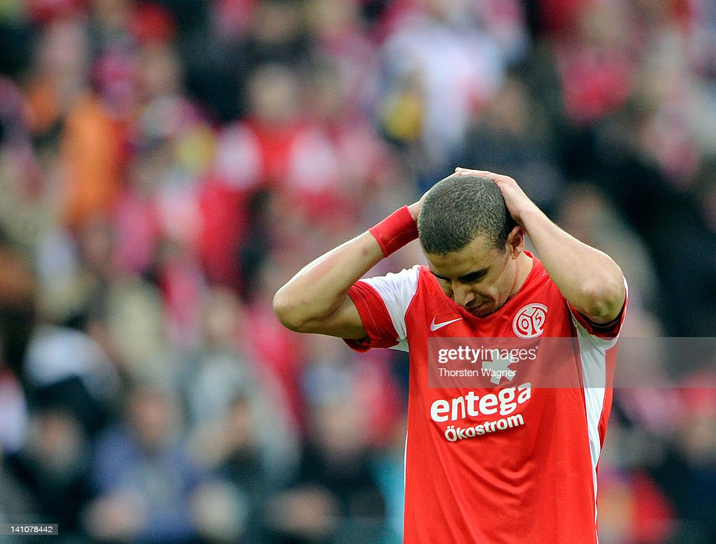 FSV Mainz 05 v 1. FC Nuernberg  - Bundesliga : News Photo
