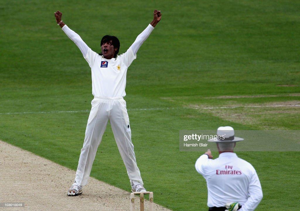 Pakistan v Australia: 2nd Test - Day One