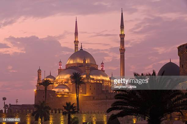 mohammad ali mosque - cairo stock pictures, royalty-free photos & images