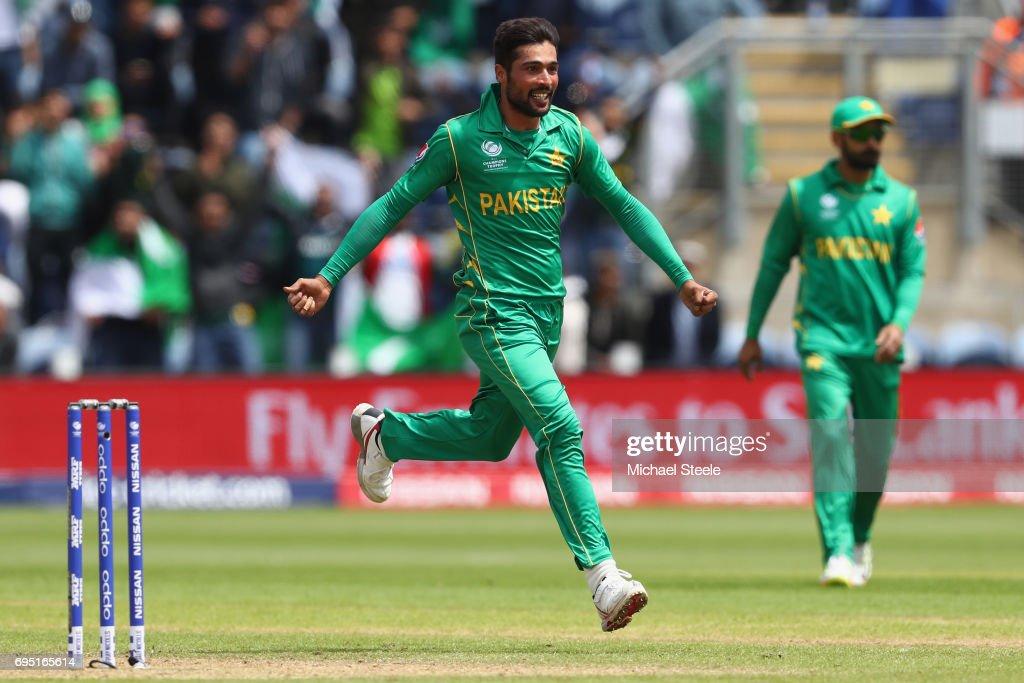Sri Lanka v Pakistan - ICC Champions Trophy