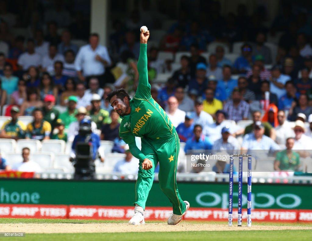ICC Champions Trophy Final : News Photo