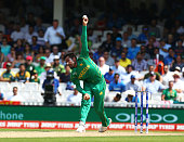 mohammad amir pakistanduring icc champions trophy