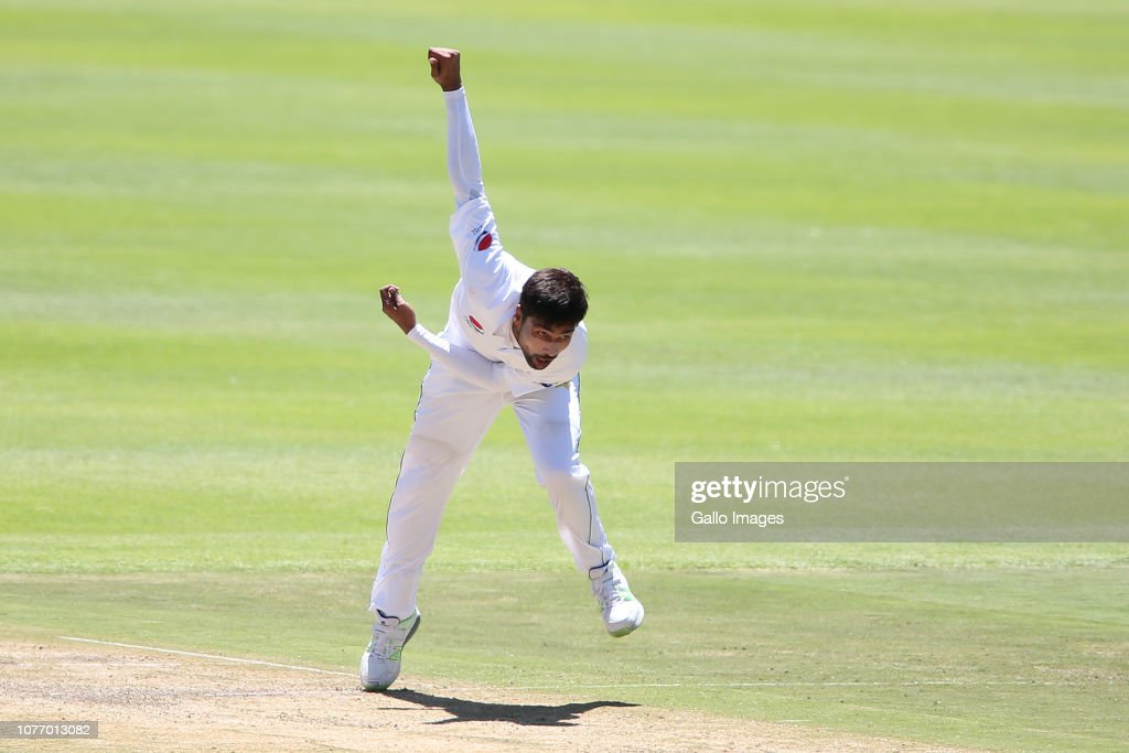 South Africa v Pakistan - Second Test : News Photo