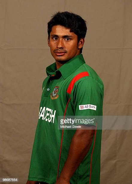 Mohammad Ashraful of Bangladesh T20 squad on April 26 2010 in Bridgetown Barbados