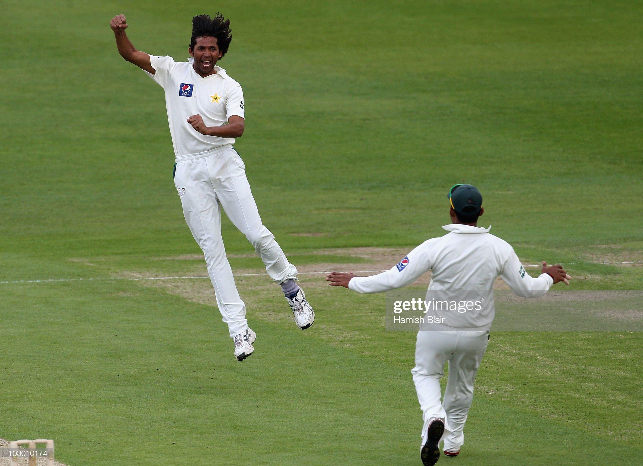 Pakistan v Australia: 2nd Test - Day One : News Photo