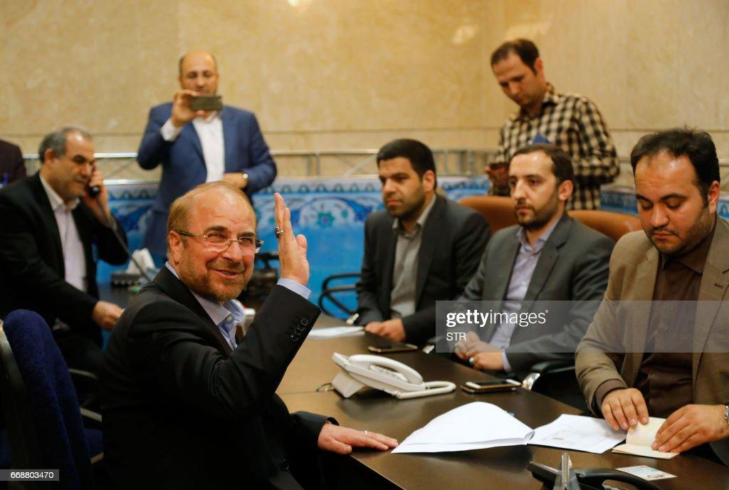 IRAN-VOTE : News Photo